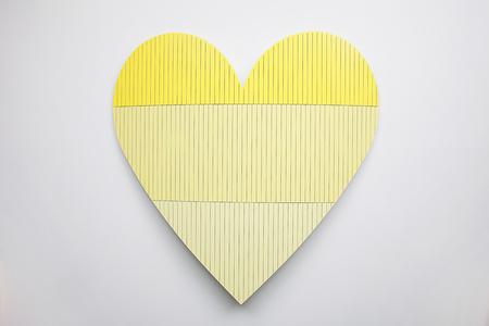 Heart 1 (Yellow)