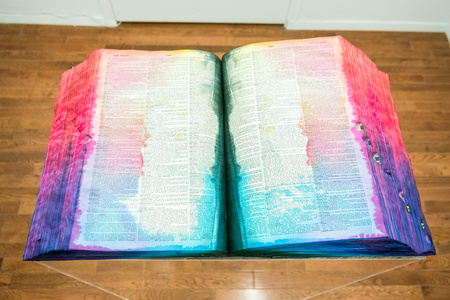 Webster's Unabridged Dictionary CMYK