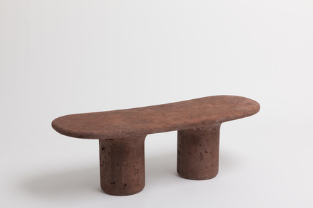 Pew Bench / Earth
