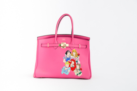 Princess Firkin Bag