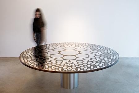 Freeze Multi Circle Table