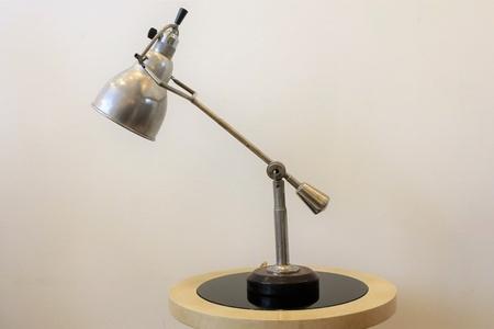 Modernist Desk Lamp, by E.-W. Buquet, 1930's
