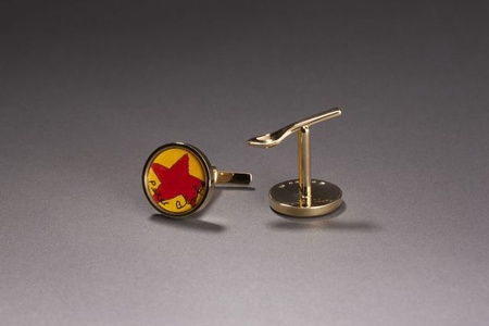 Red Star, Cufflinks