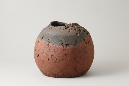 Sado Island Large Jar