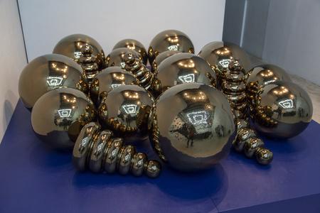 Golden toys