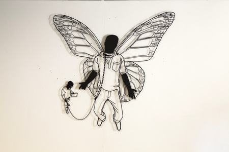 ''Walking the Butterfly'