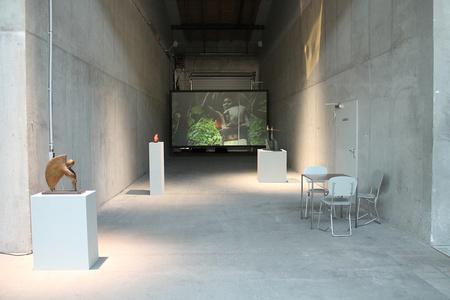 Johann König at abc art berlin contemporary 2014