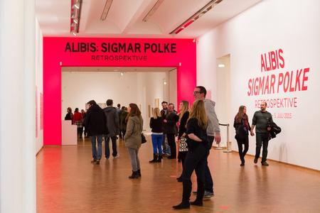 Alibis: Sigmar Polke. Retrospective