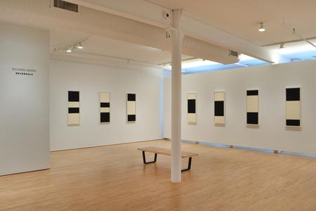 Richard Serra: Reversals
