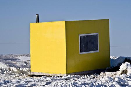 Yellow Cube, L'iles-Vertes