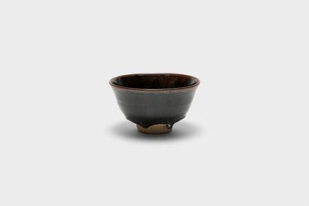 Tenmoku tea bowl