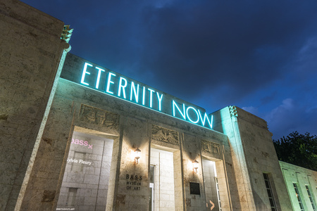 Sylvie Fleury: Eternity Now