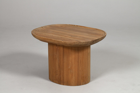 'Utö' Stained Pine Table