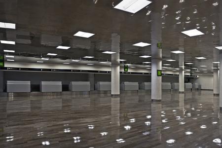 Mostrador de Aeropuerto / Airport Desk