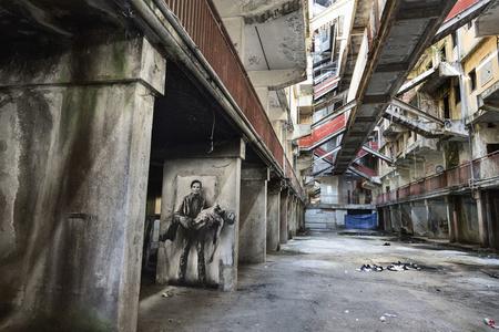 Pasolini assassiné - Si je reviens. Napoli / Scampia 2