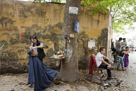 Hanoi Barbers