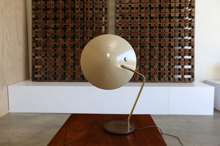 Desk Lamp by Gerald Thurston for Lightolier