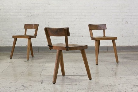 Set of 7 chairs