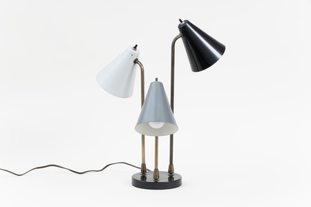 Three-arm Desk Lamp