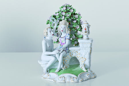 Coronation [Courtesy MEISSEN COUTURE® Art Collection]