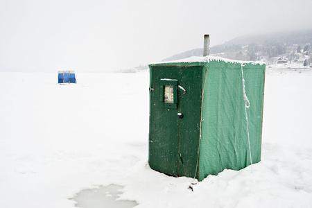 Fishing Hut #2, Gaspé