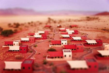 Sossusvlei Lodge,Namibia