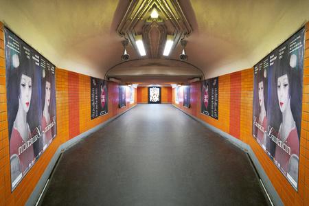 Metro Orange II