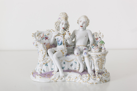 Delicate Domain [Courtesy MEISSEN COUTURE® Art Collection