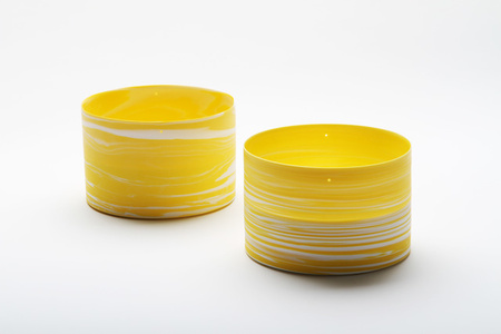 Shadowed Color: yellow cylinder set