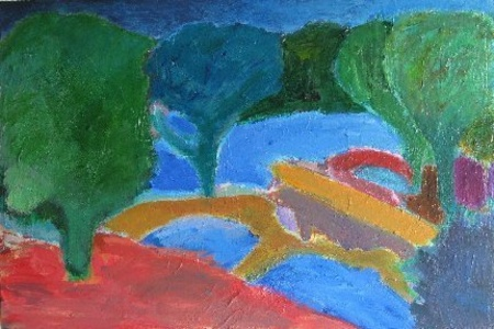 Scape (the sale of this work benefits the non-profit Zenith Community Arts Foundation)