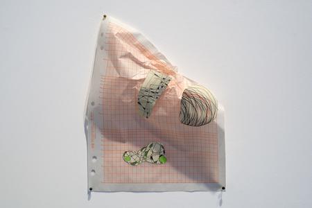 Sculptural Work on Paper