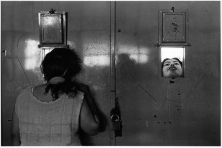 "From the series ""Imprisoned women"",Untitled"