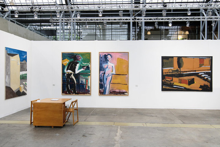 KÖNIG GALERIE  at Code Art Fair 2017