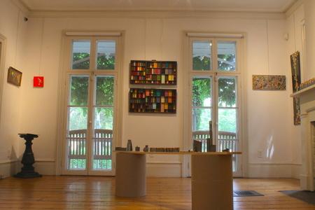 Melanie Rothschild: Paint & Air