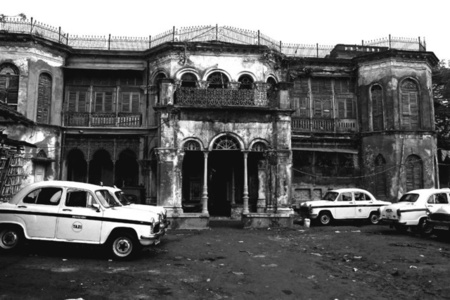 'The Rani's Residence', Central Calcutta