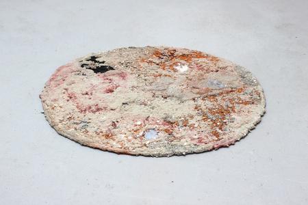'hello gravel' mat
