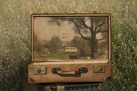 Memory Suitcase #11