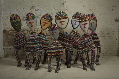 Untitled (Figures from Rock Garden)
