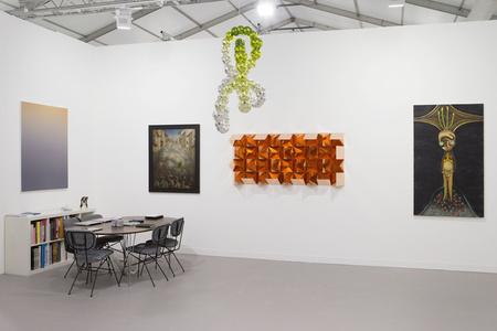 Galerie Perrotin at Frieze London 2014