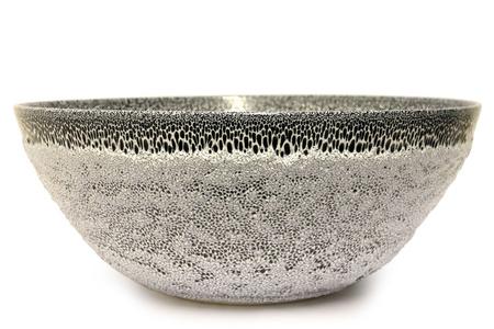 Black/White/Blue Bowl