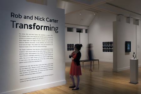 Rob and Nick Carter: Transforming