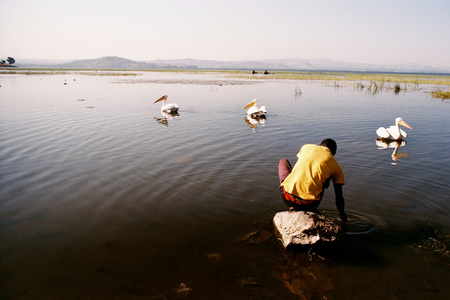 Lake Awasa, Ethiopia