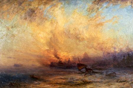 Seascape after Storm