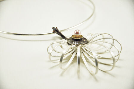 """""""Untitled"""" Necklace (1)"""
