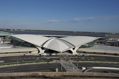 Trans World Airlines (TWA) Terminal, John F. Kennedy Airport