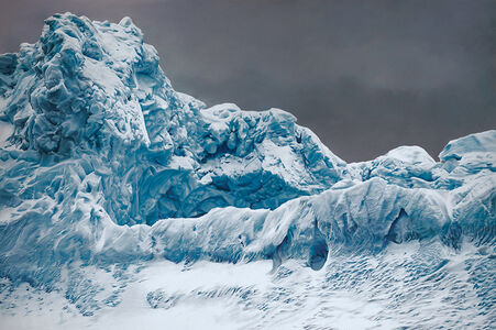 WHALE BAY, ANTARCTICA NO.1 LIMITED EDITION PRINT