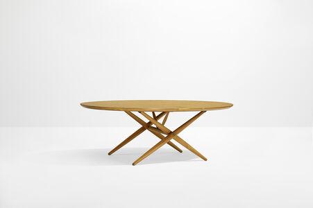 """Coffee table model """"Ovalette"""""""
