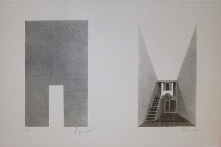 Tadao Ando Prints 1998