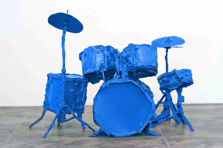 Bateria Azul / Blue Drums