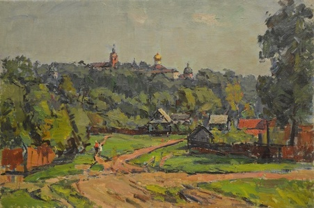 Szarinskaya Village